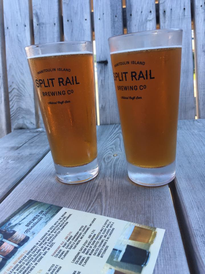 @Split Rail Brewing Co. Copper Lager
