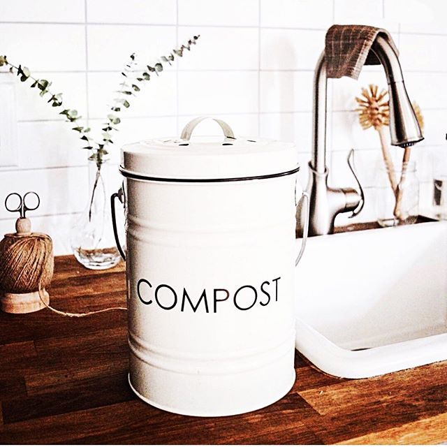 ... I think I've reached peak adulting ... composting excites me! 🙈 I've been doing my best to reduce waste ♻️ I'll be posting some zero-waste products I'm eyeing to add to my daily routine to help preserve our planet 🌎 If you have any suggestions, let us know! #plasticfreejuly #plasticfree #sustainableliving #reuse #ecofriendly #recycle #sustainability #savetheplanet #zerowastelifestyle #sustainable #environment #reducewaste #sustainablelifestyle #plasticfreeliving #gogreen #reusable #noplastic #eco #saveourplanet #biodegradable #nomoreplastic #green #earthfriendly #ecolifestyle #nowaste #lesswaste #savetheworld #nature #compost #zerowaste