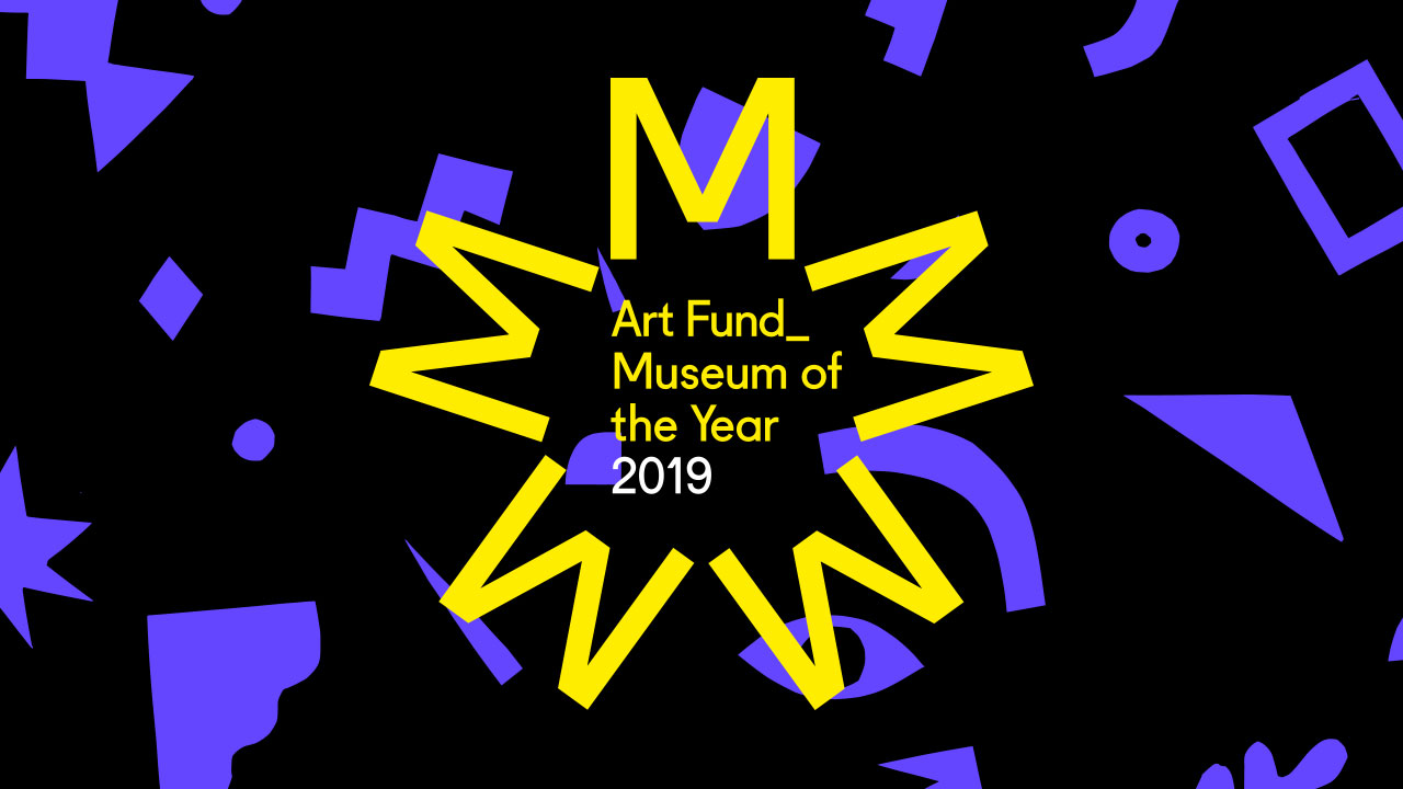 Artfund Museum of the year promo image