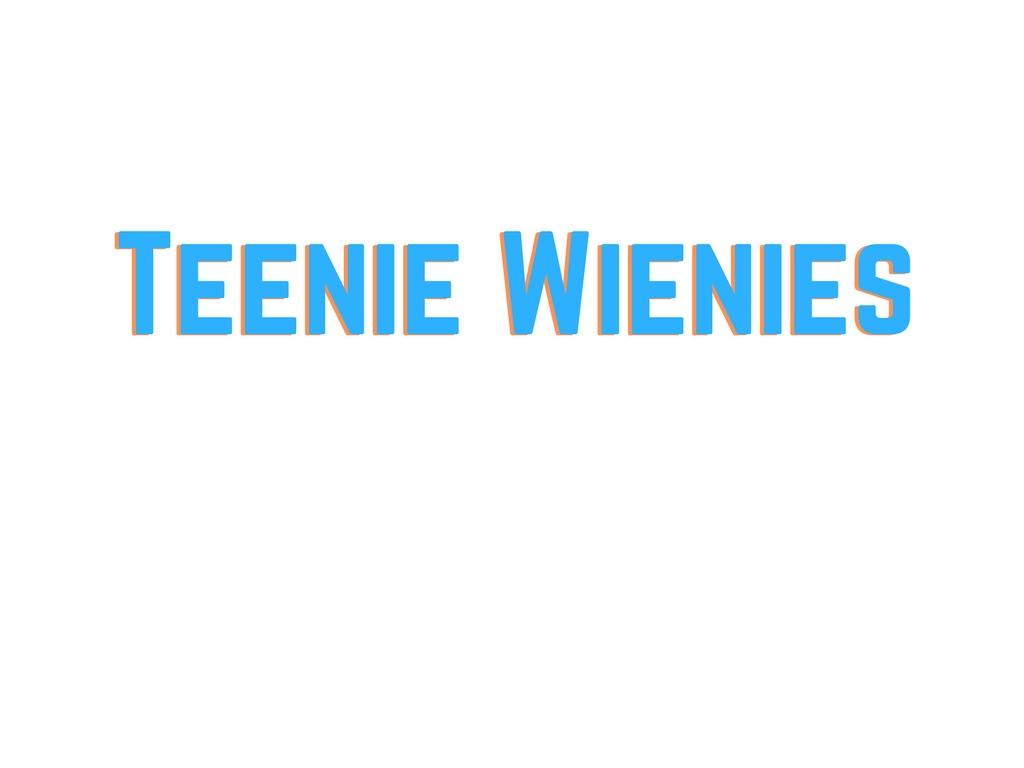 Teenie Wienies, small dog daycare in Minneapolis