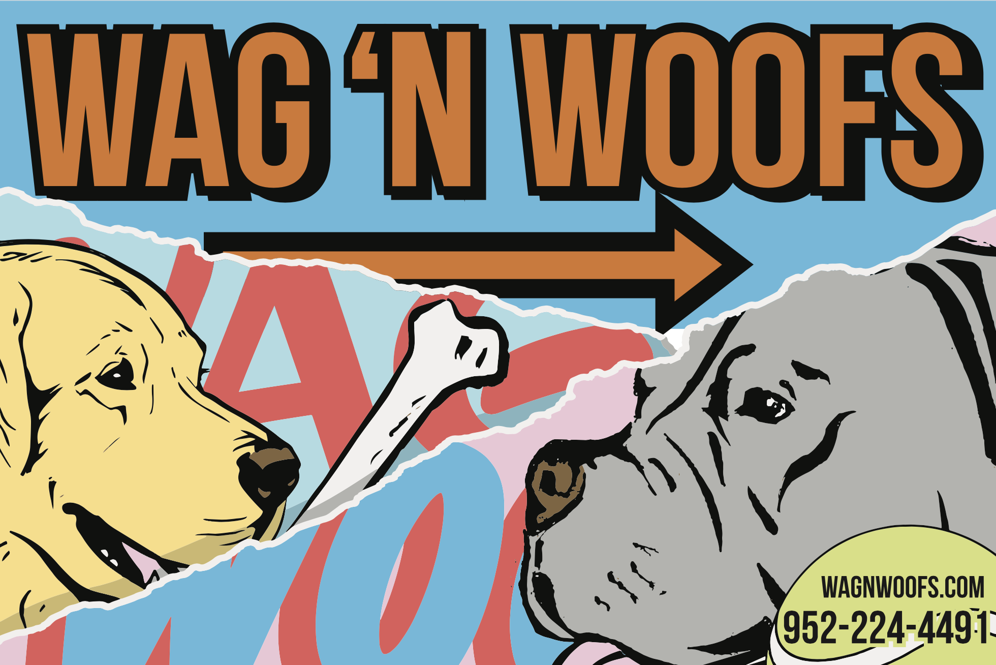 Wag 'N Woofs