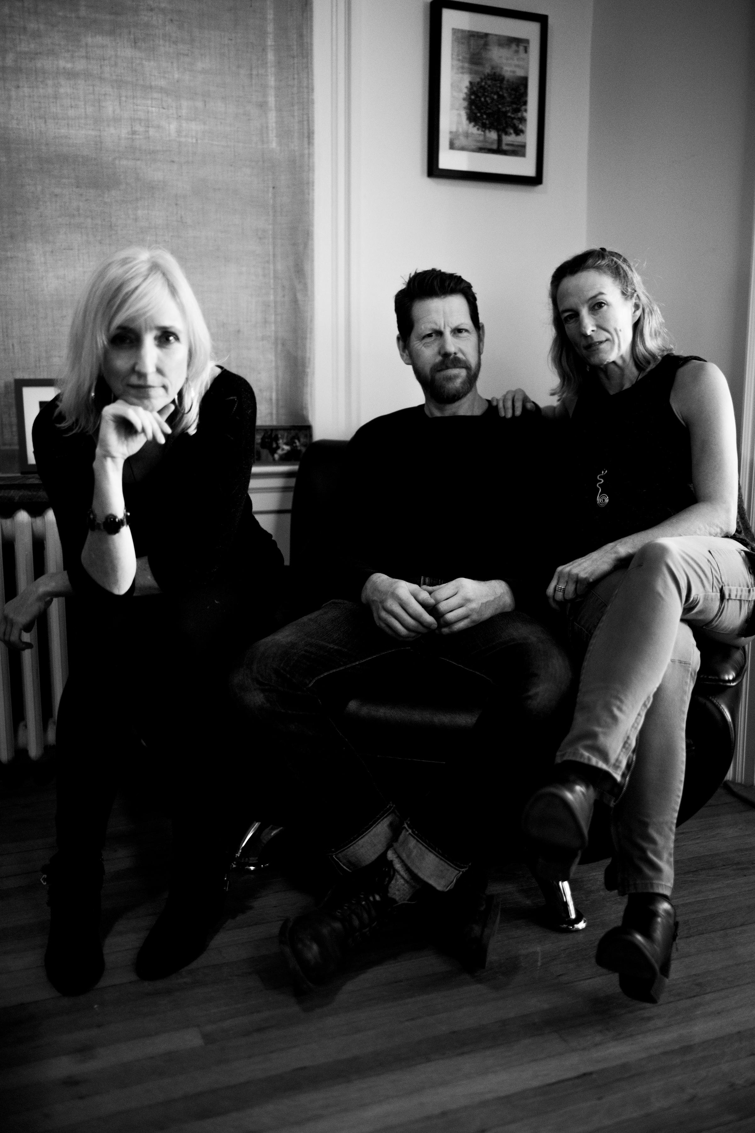 Jane, Gord, Mary