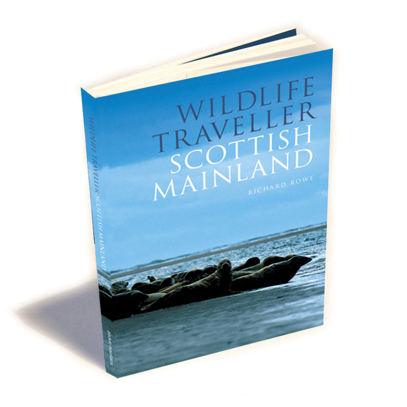 Book cover, Wildlife Traveller Scottish Mainland Jacket.jpg