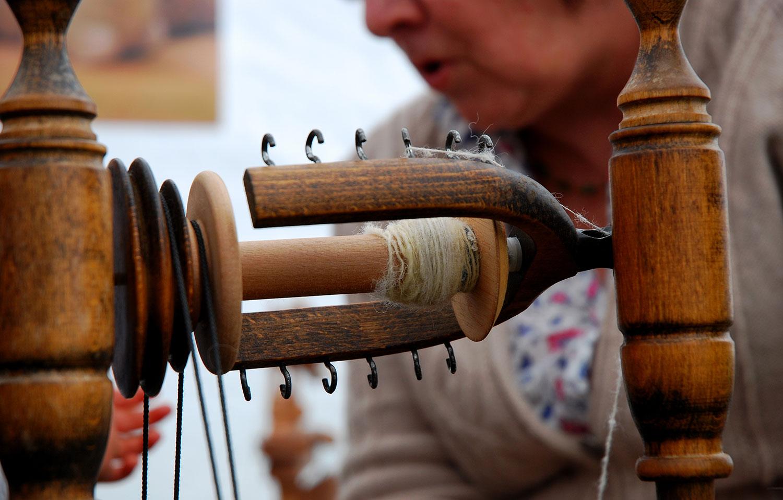 Spinning some yarn