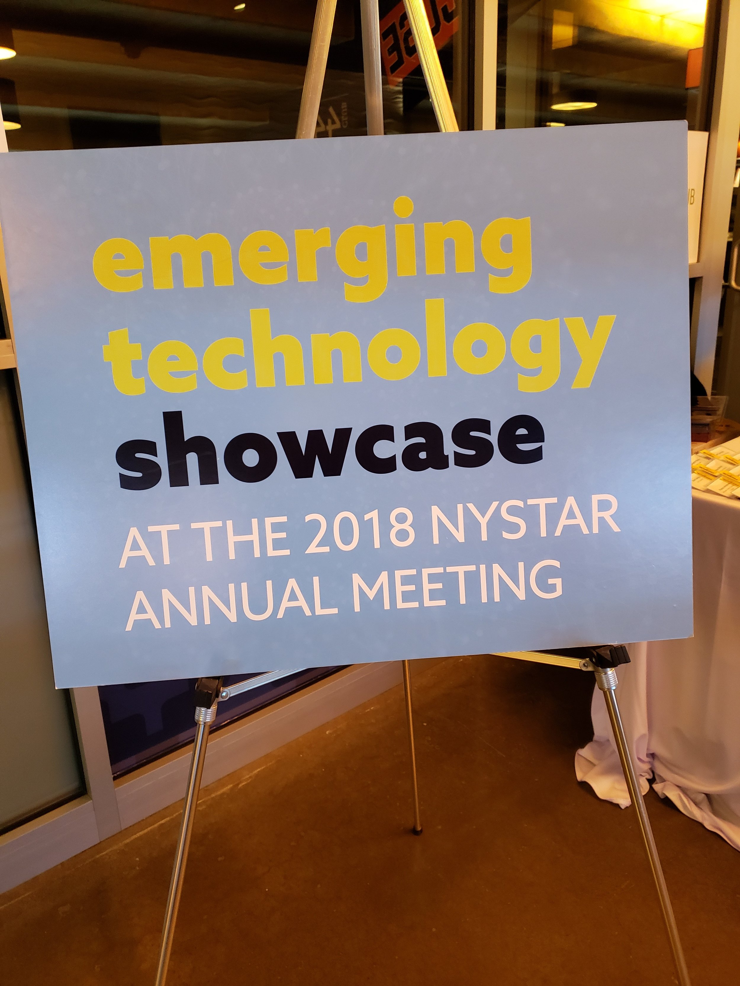 NYSTAR Annual Meeting