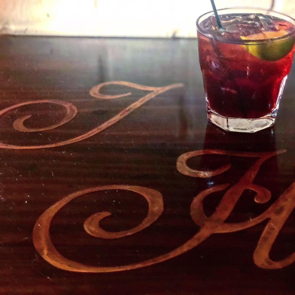 The Cherry Bounce at Isaac Hunter's Tavern