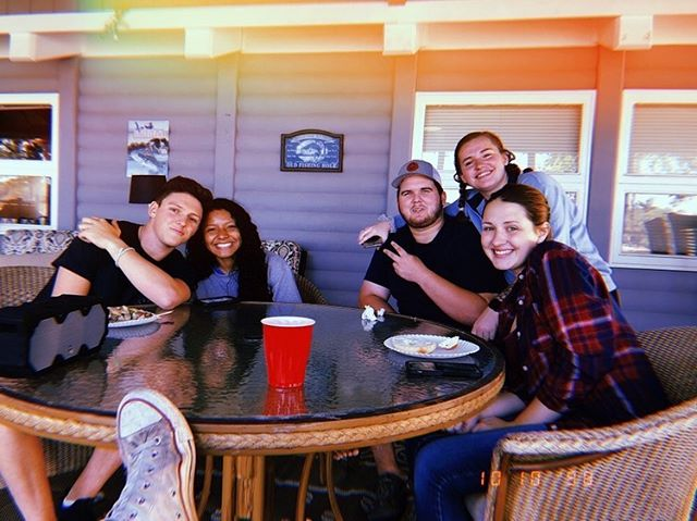 Had an absolutely AMAZING fall break with the group over the weekend!