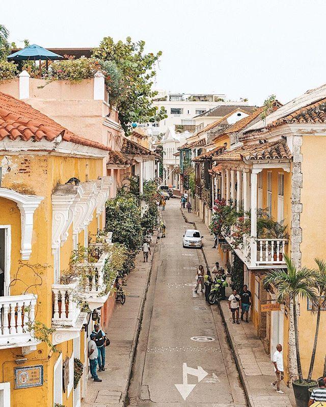 Scenes from Cartagena