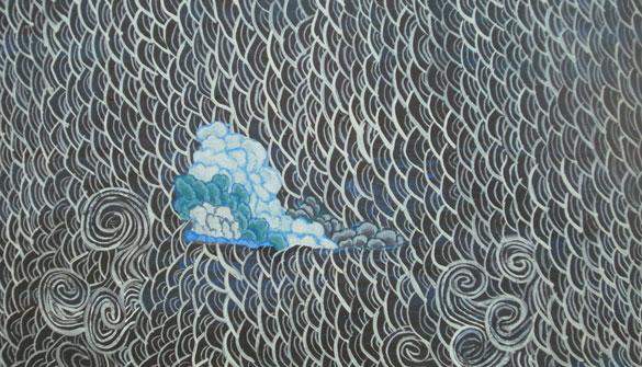 "Alina Gallo, ""Weather System I,"" (2011 Resident)"