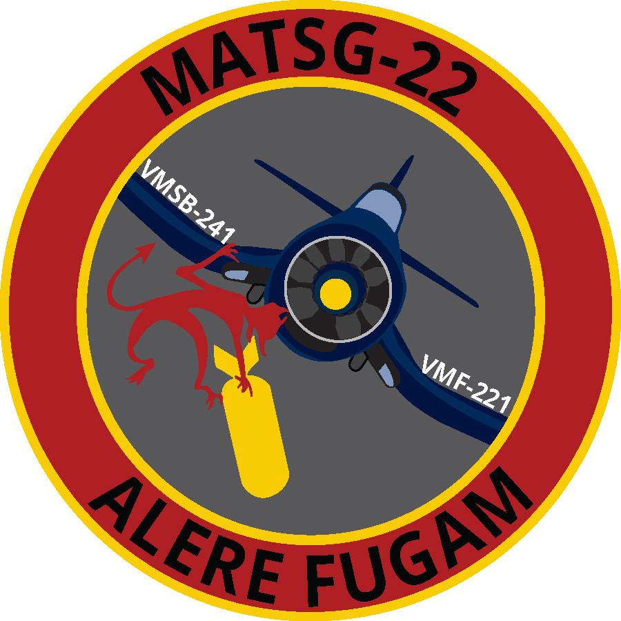 Patch Design for MATSG-22 in Corpus Christi, TX