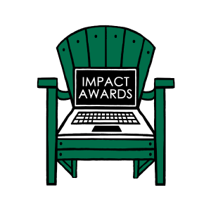Impact Awards logo