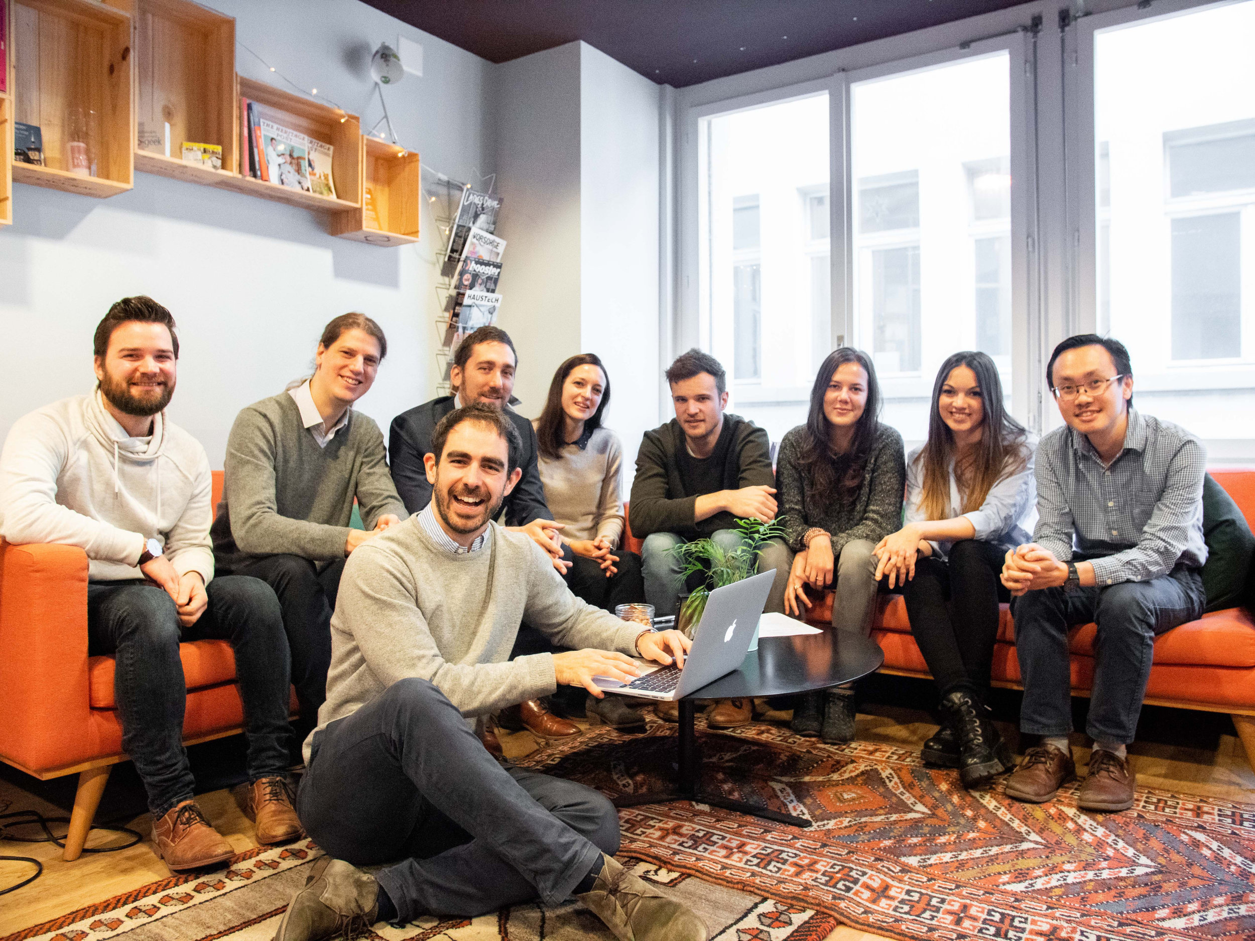 Pre-series A funding round [june'19] - RetinAI is happy to announce that we have just closed a CHF 2.3M pre-Series A financing round.btov Partners' Industrial Technologies Fund has led the round with participation of Swiss-based investor network Investiere and a consortium of selected private investors. Check it out in our Full PRESS RELEASE