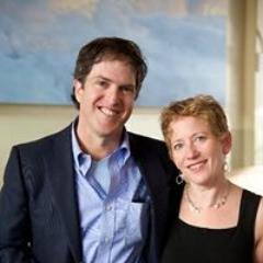 Jon and his wife Sorel