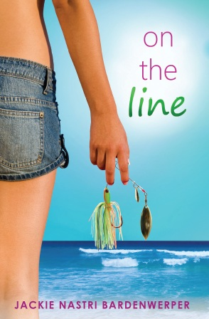 ON the line - March 2012Get HookedSixteen-year-old Piper Wesley has always been better at hooking fish than guys. But with her best friend Benny by her side, she's never minded. And besides, her fishing skills have made her a celebrity in her hometown of Islamorada, an island paradise in the Florida Keys.So when a slump in tourism threatens her family's fishing charter business, Piper recruits Benny to help her win a major fishing tournament and the $25,000 grand prize.Except that now Benny cares more about hanging out with his girlfriend Marina than helping Piper. And he keeps disappearing, usually after something suspicious happens on the island. Add in Logan, a Michigan transplant with a growing interest in something other than fishing, and it looks like practicing will be anything but easy.Leaving Piper to wonder how she'll win. And who will be there when it's over.Available in kindle and paperback.