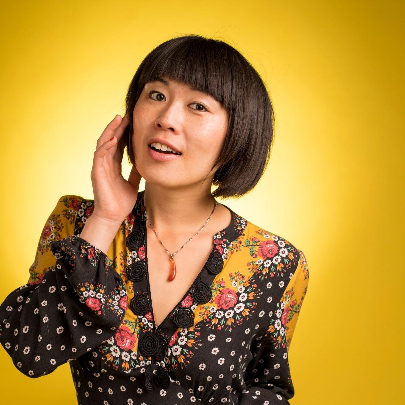 Atsuko Okatsuka  Comedian