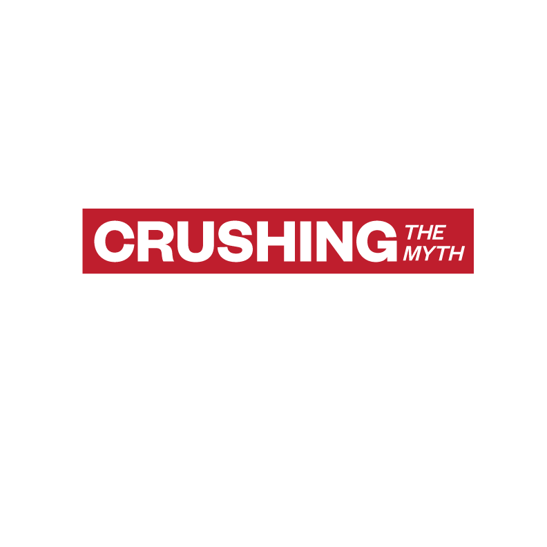 Crushing the Myth   EMPOWER Programming Partner