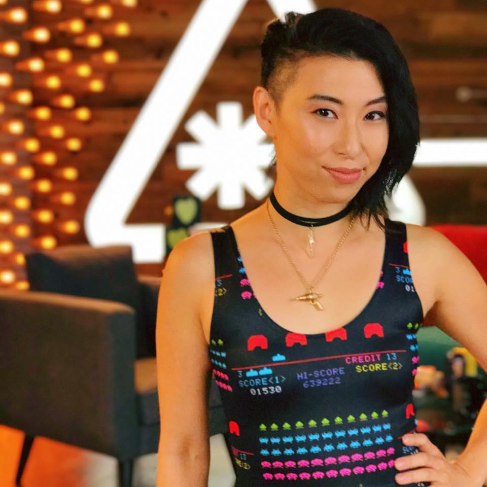 Erika Ishii Actor/Host/Producer, Geek & Sundry
