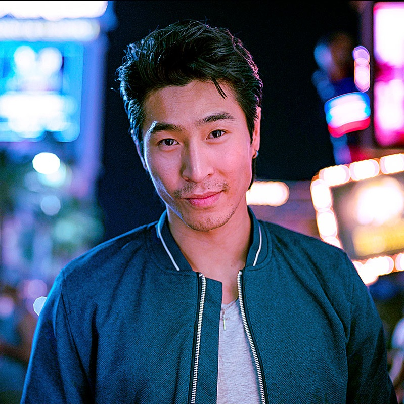 Chris Pang  Actor, Crazy Rich Asians