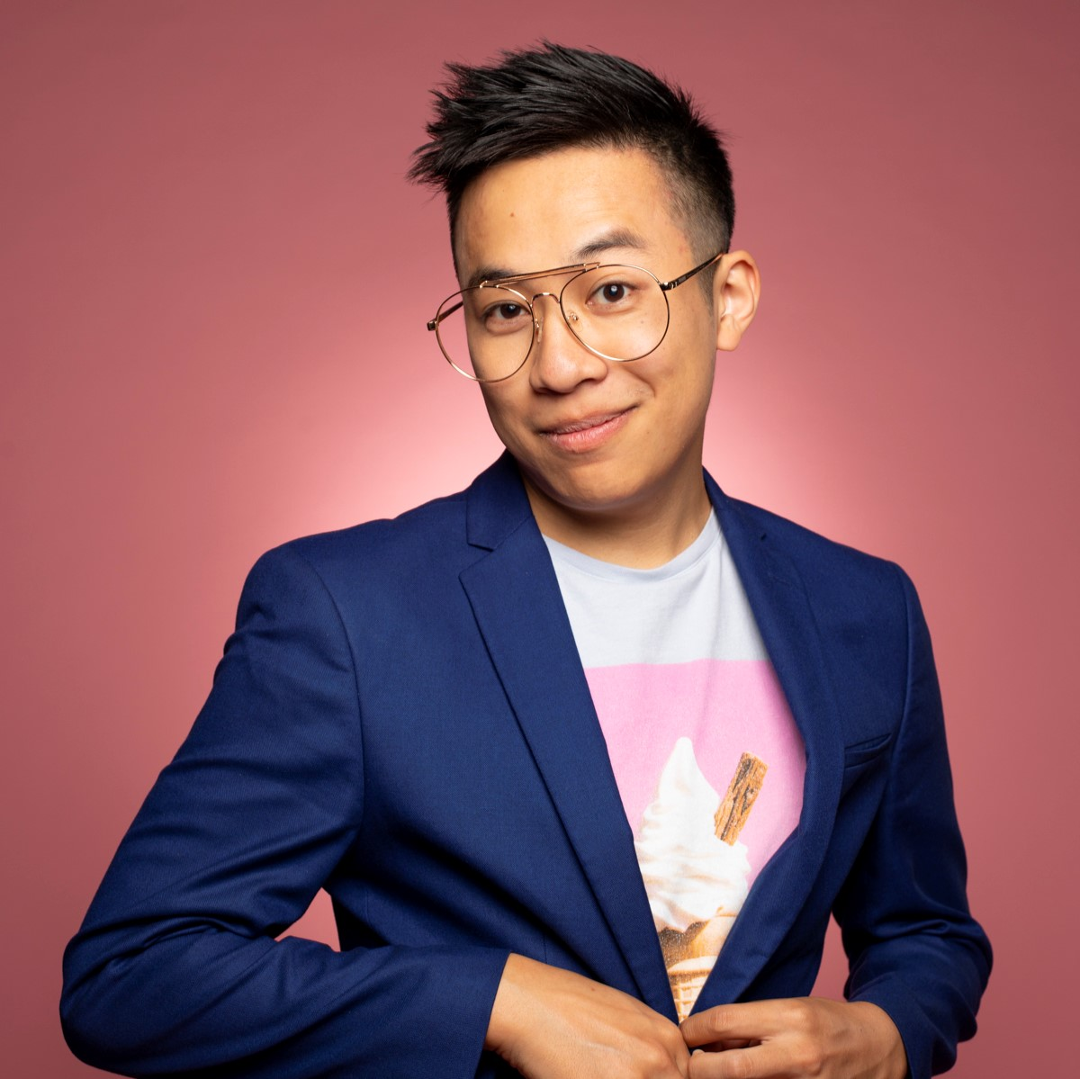 Chris Lam  Host & Content Producer
