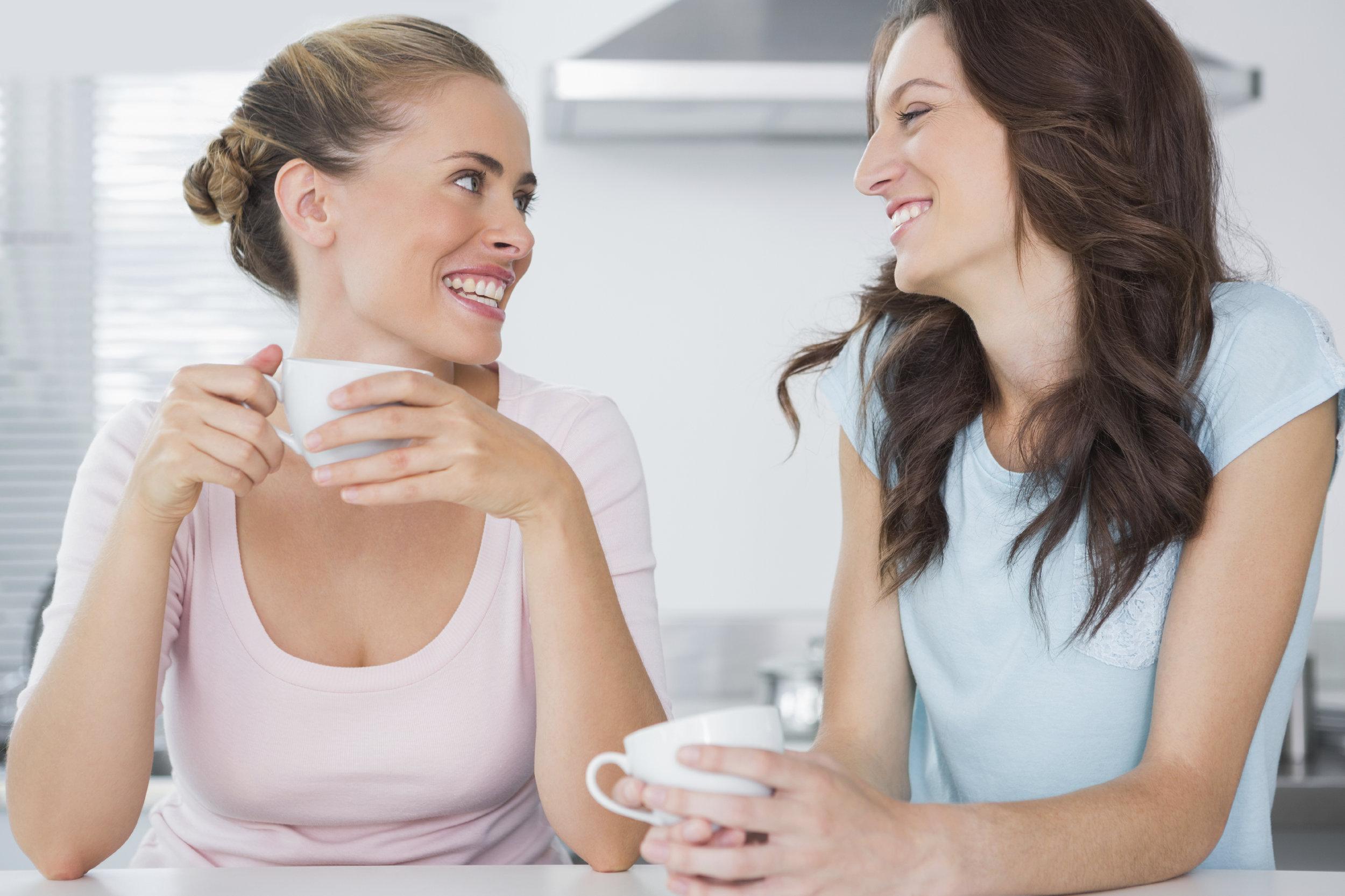 Woman talking for refer a friend.jpg