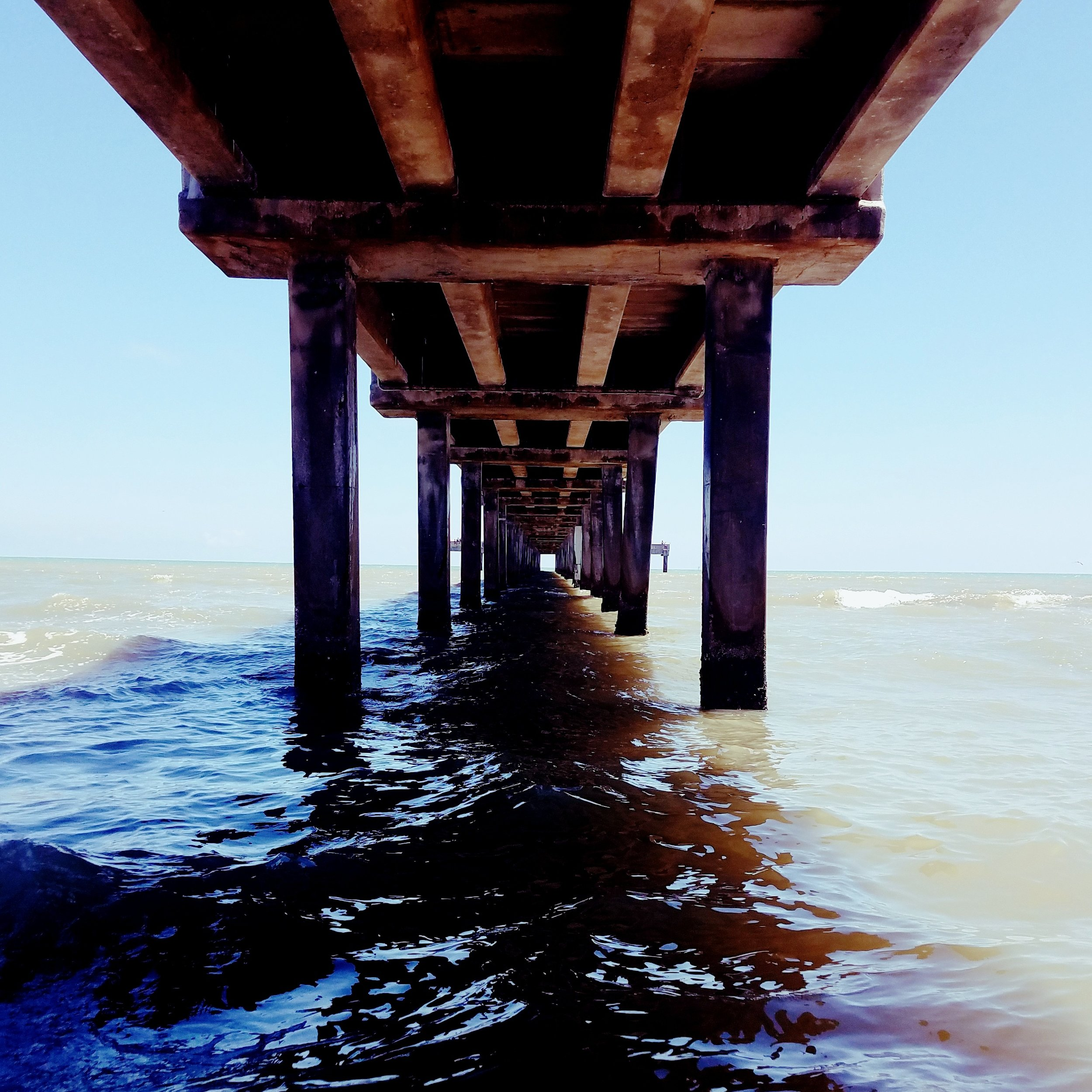 Port Aransas: Horace Caldwell Pier