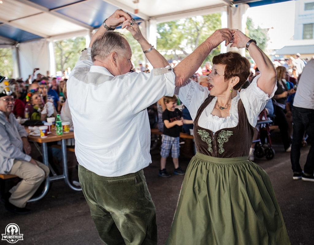 Image Source:  Wurstfest, New Braunfels