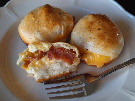 Breakfast Muffins  from YUMMY MUMMY CLUB