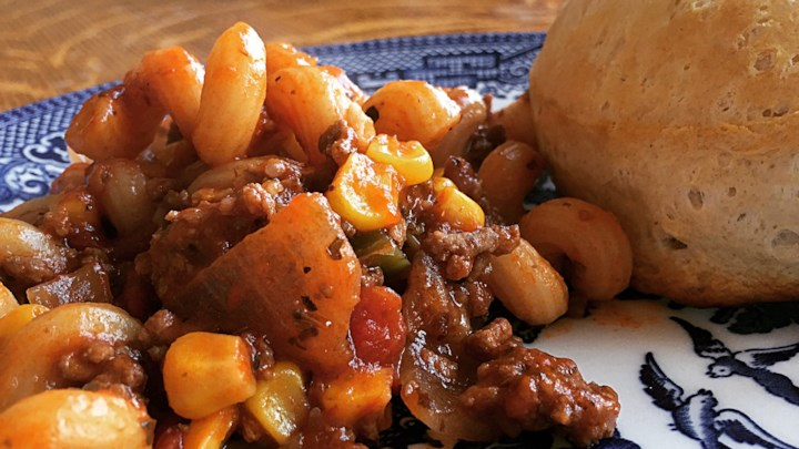 Classic Goulash  from  Allrecipes