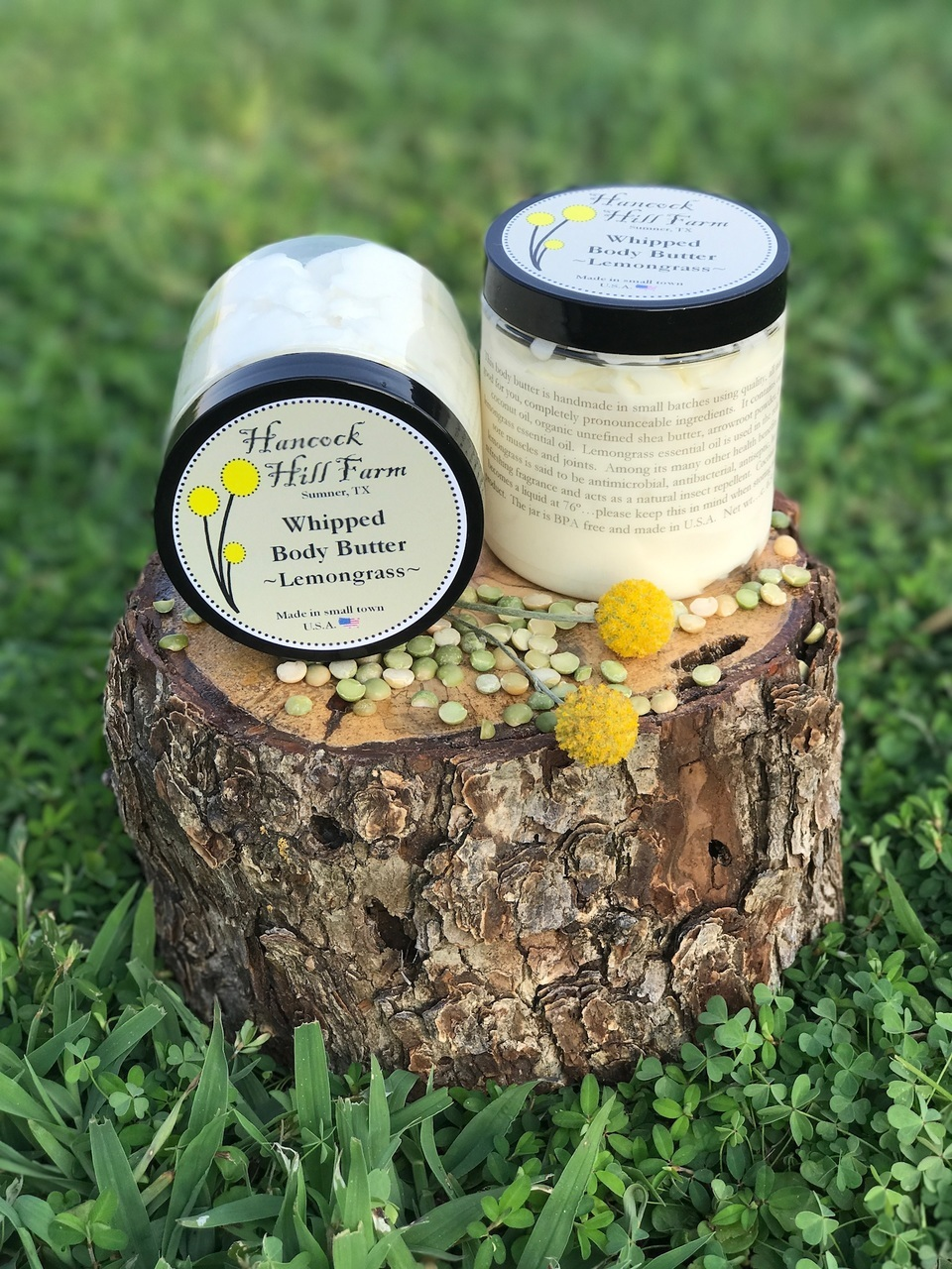 Hancock Hill Farm , Sumner: Essential Oil Blends, Beard Oils, Soaps, and Body Scrubs