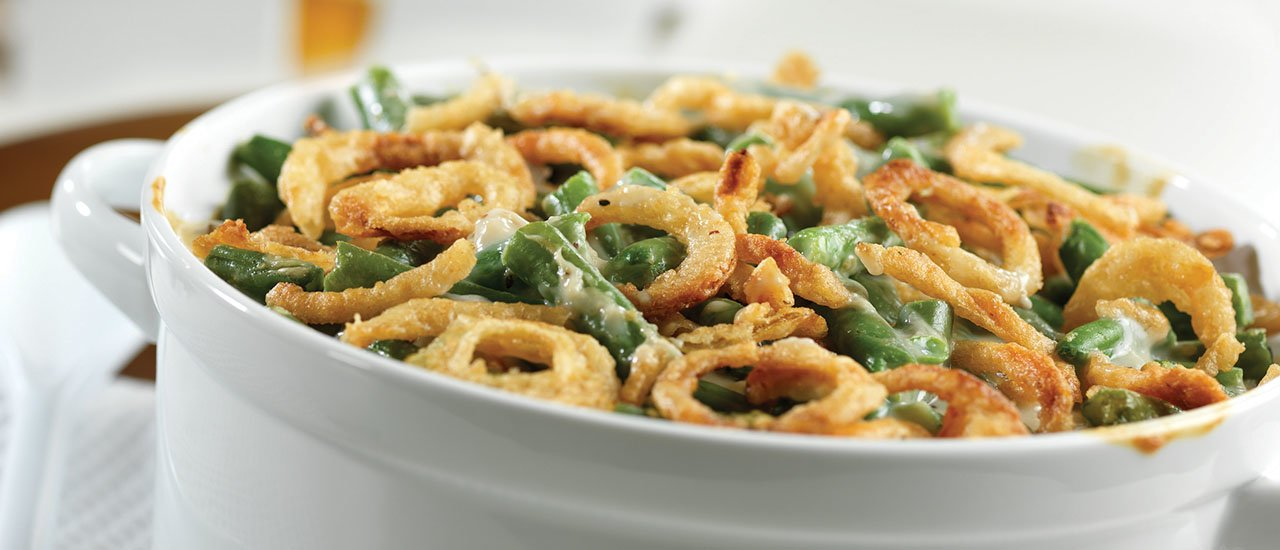 Classic Green Bean Casserole from  Campbell's