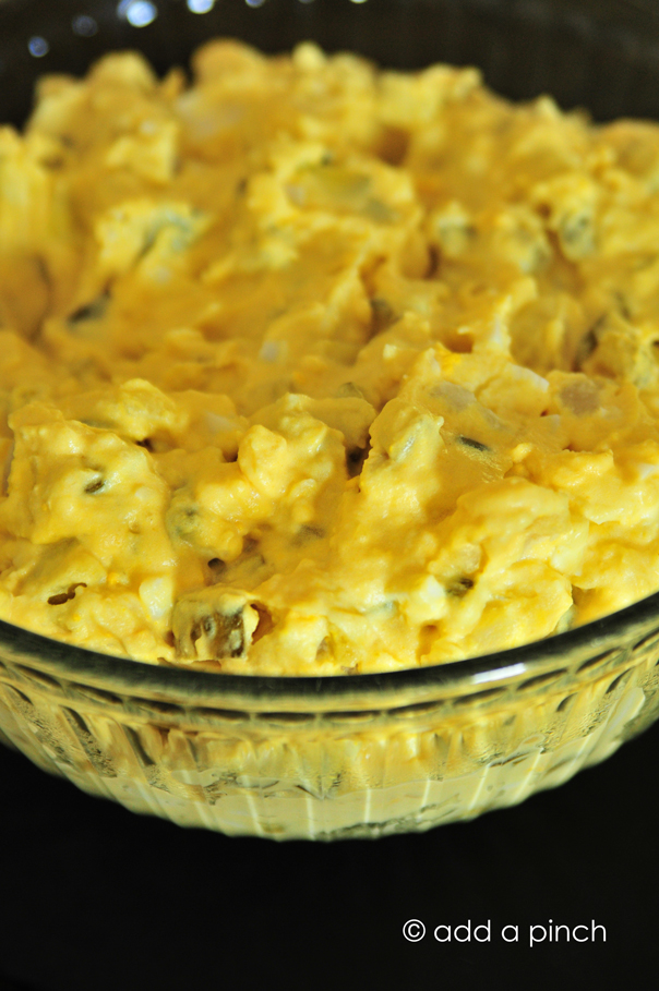 Mustard Potato Salad from  Add a Pinch