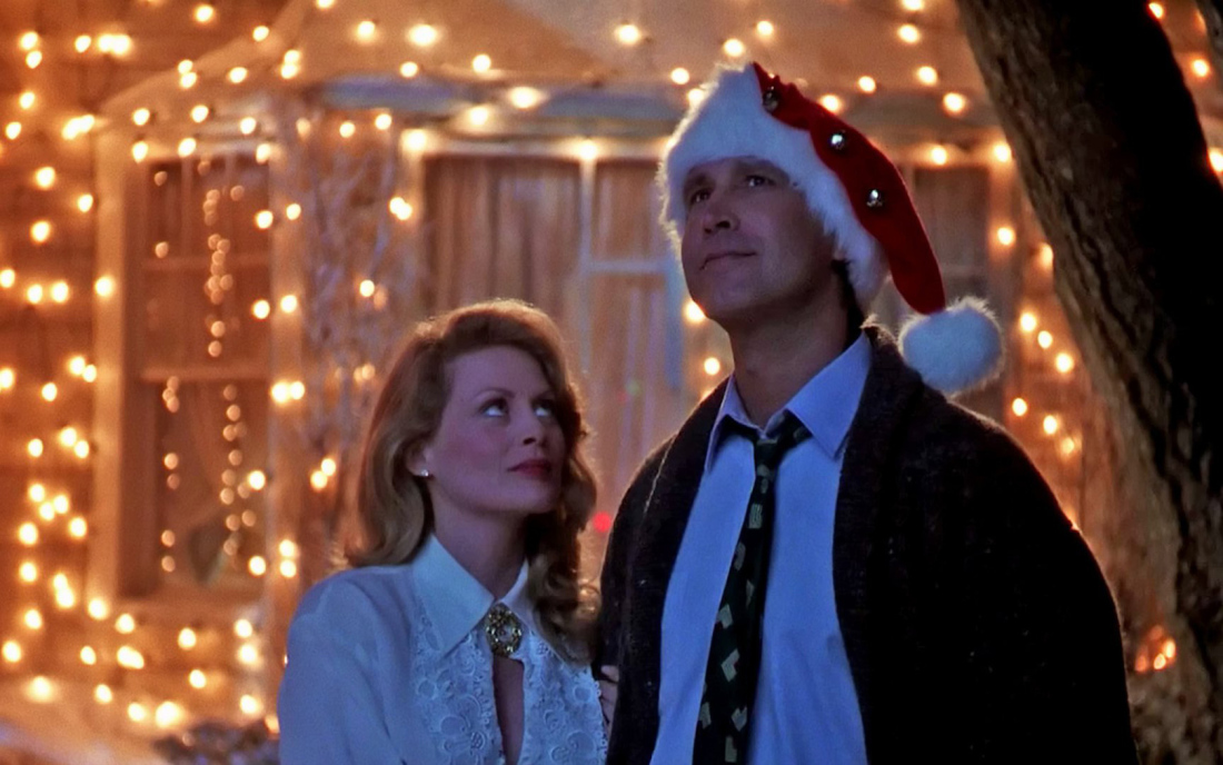 Christmas Vacation: Our family's go-to after-dinner movie for Thanksgiving ( Image Source )