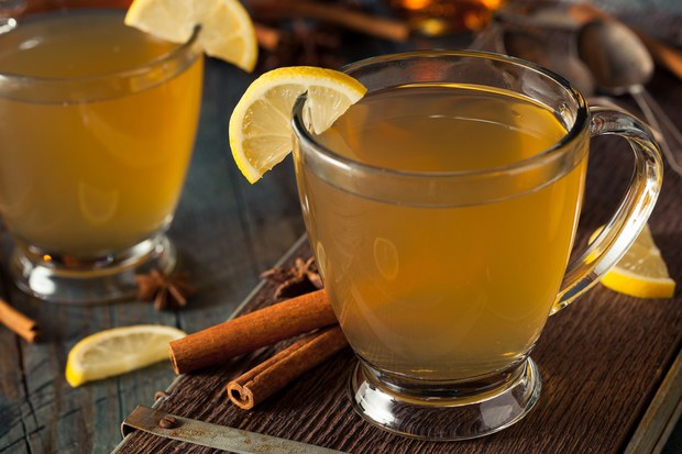 Hot Toddy from  Epicurious