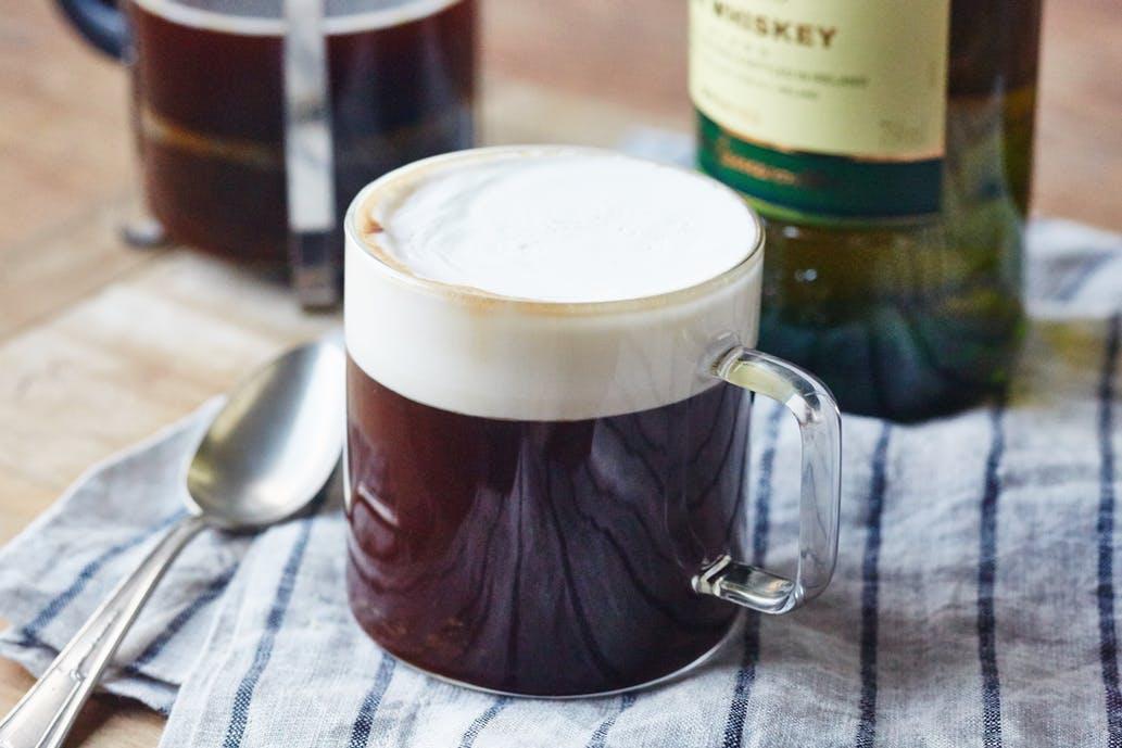 Irish Coffee from  Kitchn