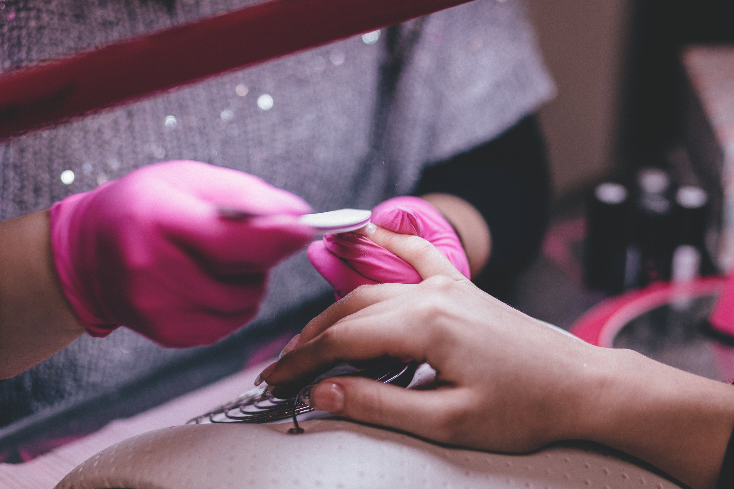 manicure pedicure - daVi nails - boerne texas - walmart