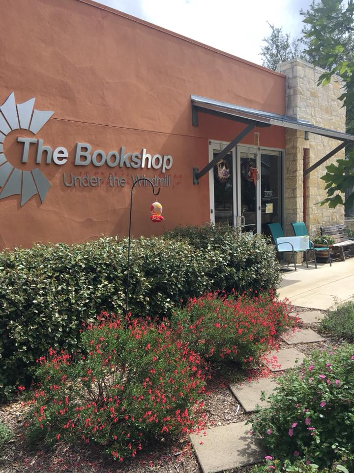 The Bookshop Under the Windmill, Boerne, Texas  Image Source