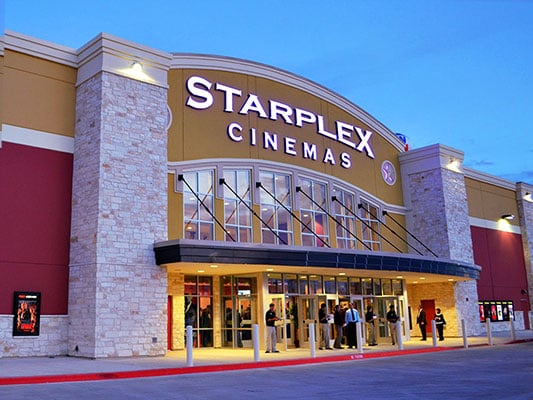 Starplex Cinemas, AMC Classic, Boerne, Texas  Image Source