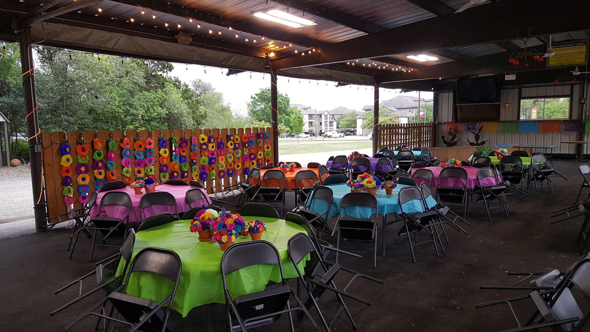 the pavilion food park boerne texas