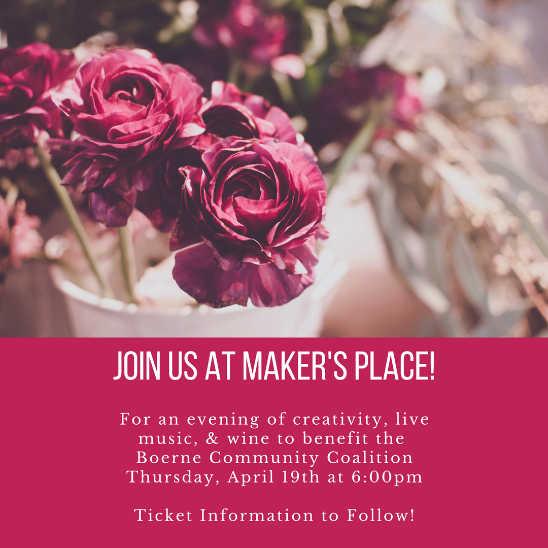 alice's table event at maker's place boerne texas