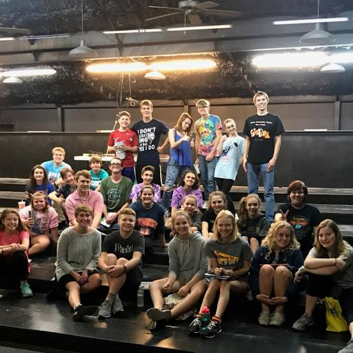 Boerne Community Theatre Teen Troupe ( Image Source )