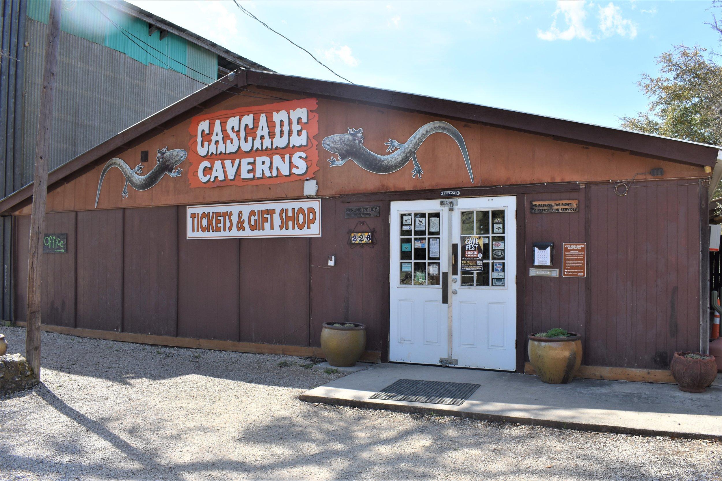cascade caverns boerne texas