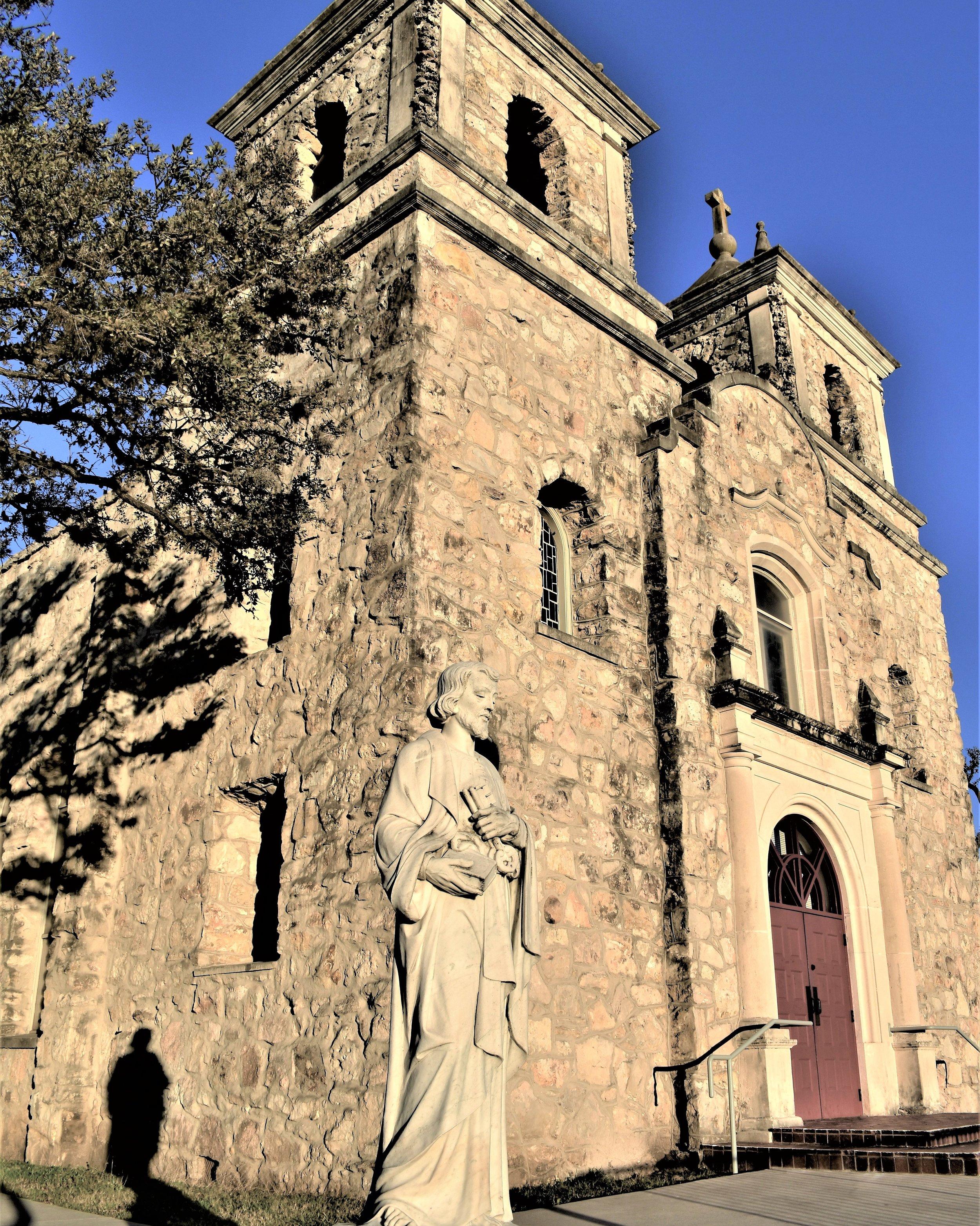 st. peter the apostle catholic church 4th of july celebration boerne texas