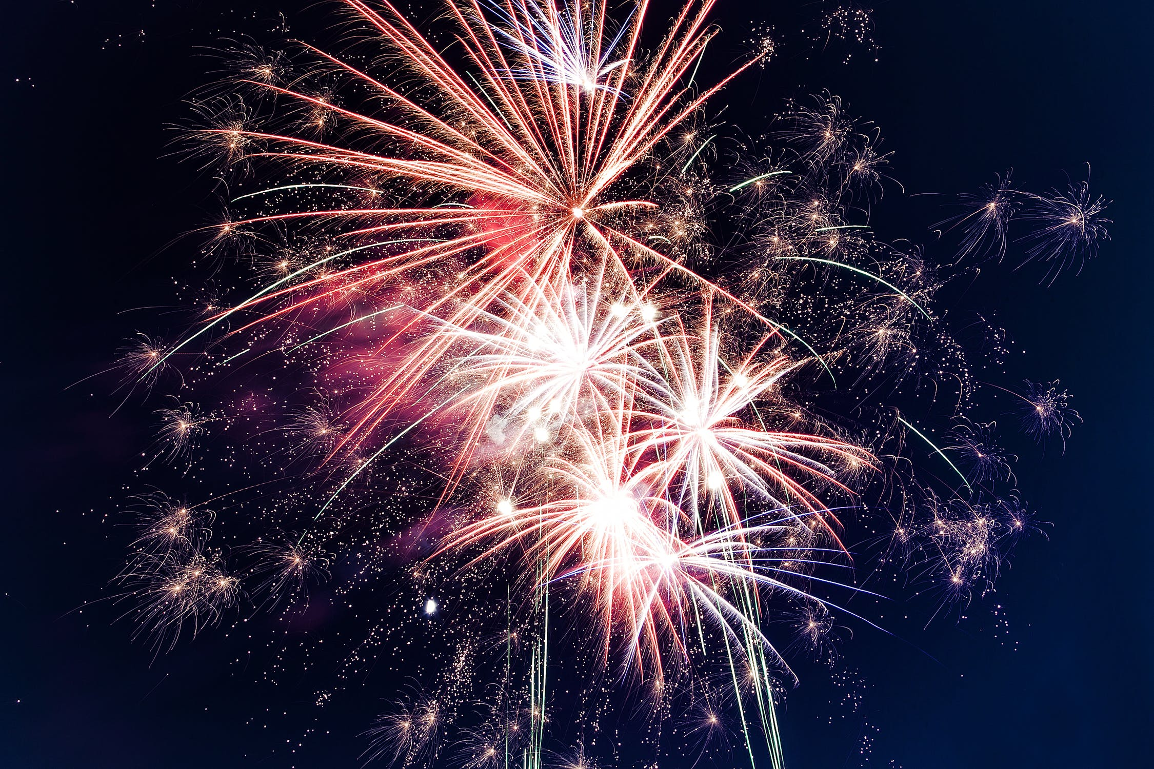 boerne city fireworks show 4th of july