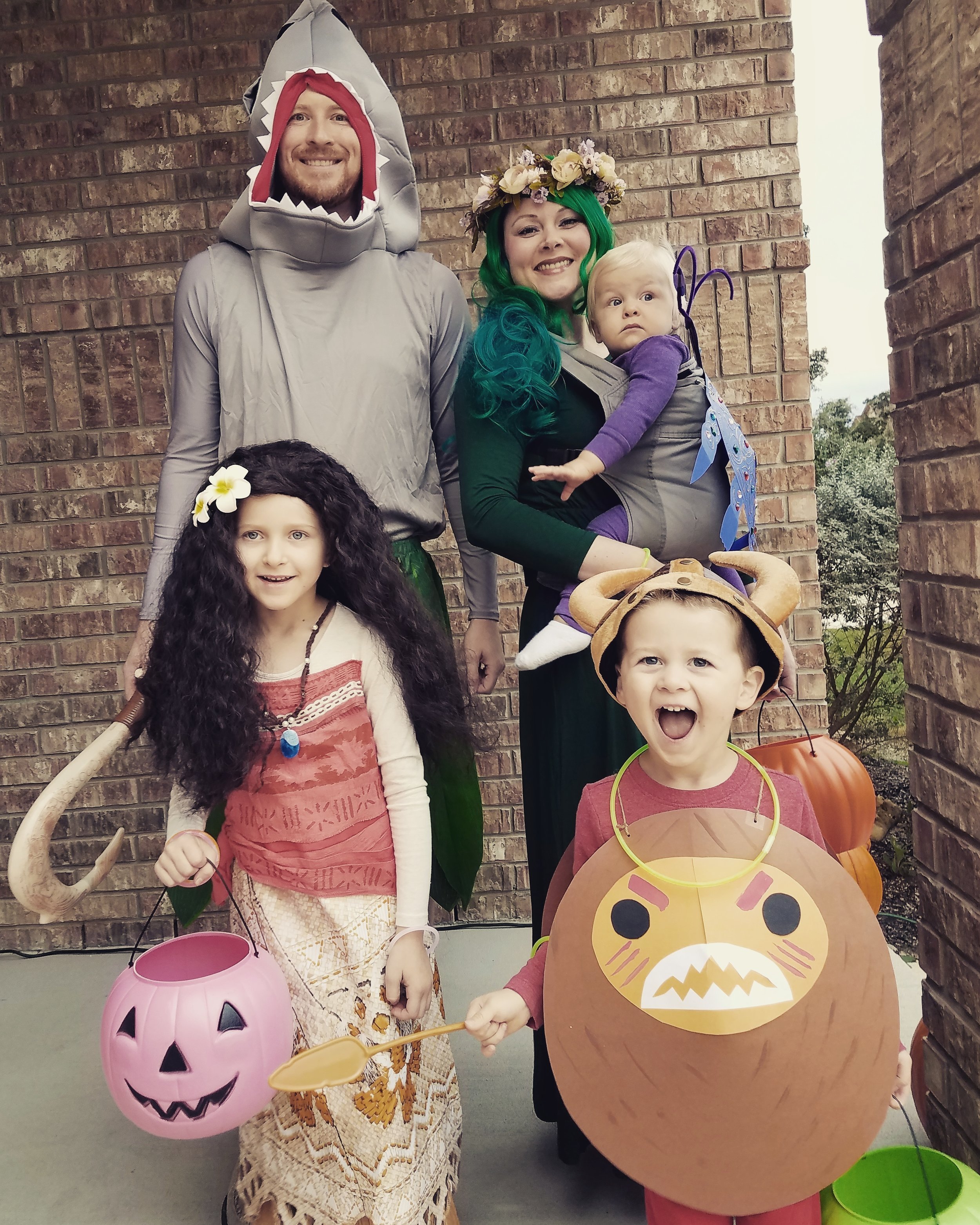 family halloween costume sowing seeds blog