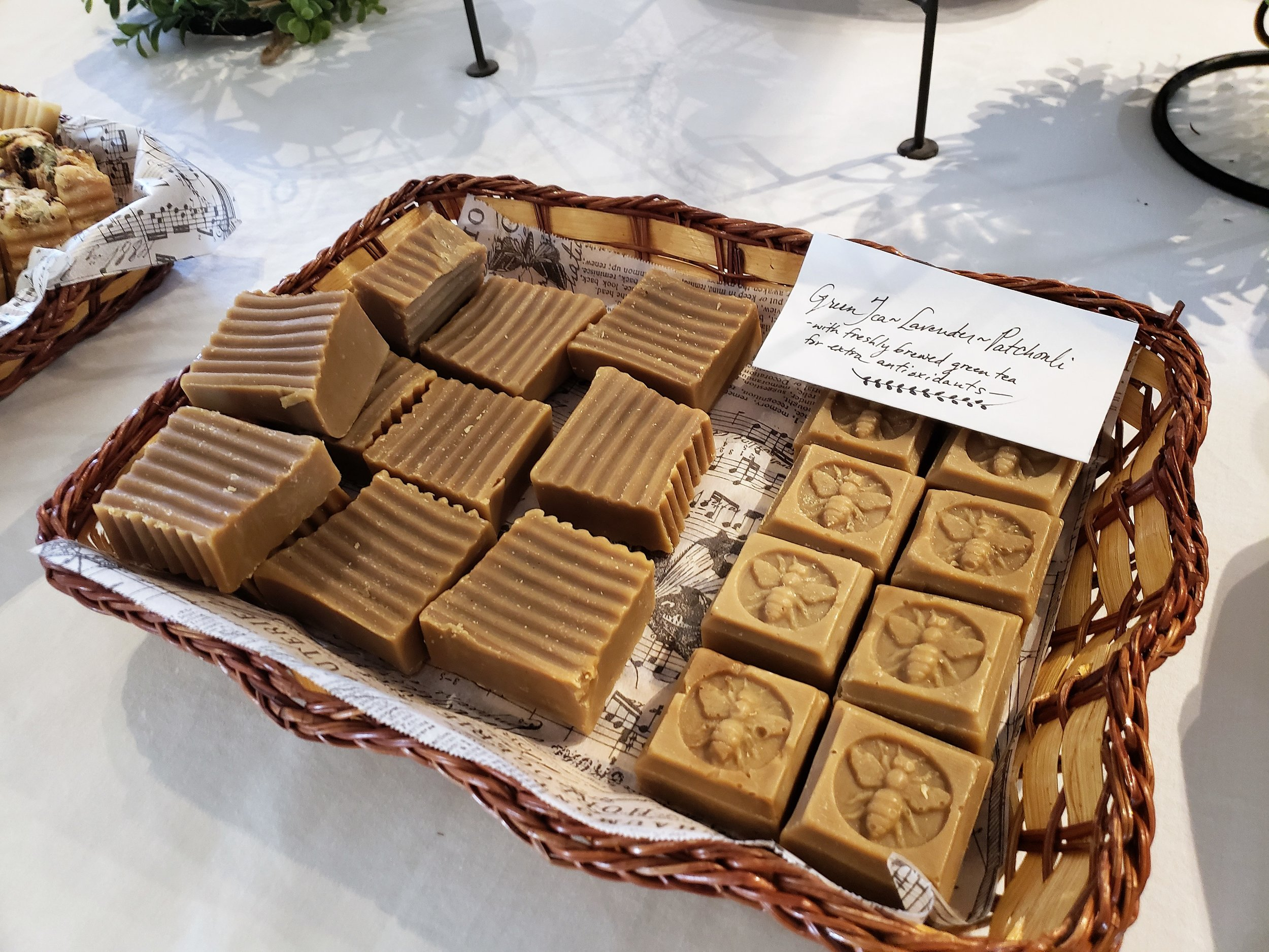 eden's promise goat's milk soaps ROSEWOOD farm shop fridays sisterdale boerne texas sowing seeds blog