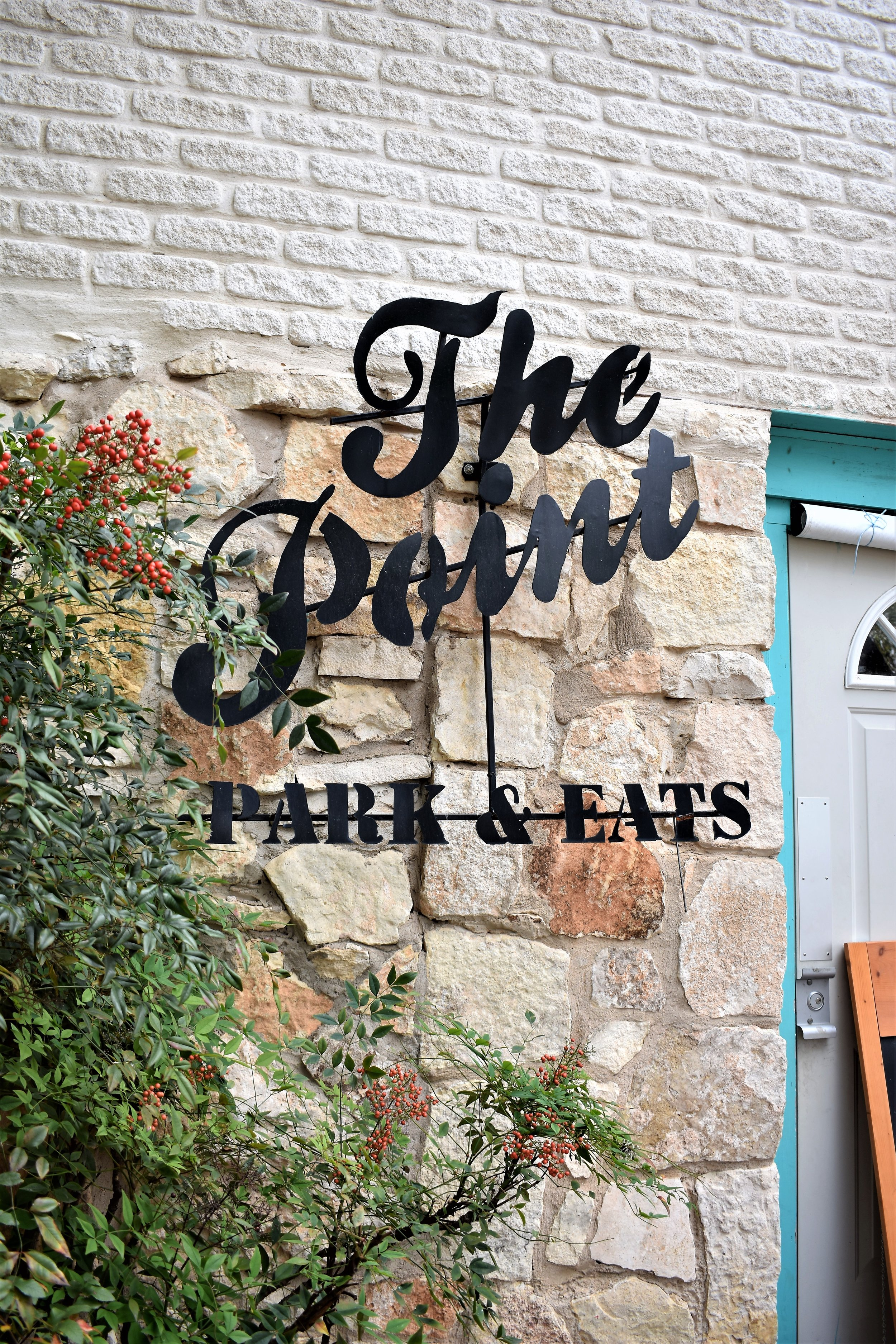the point park & eats family friendly restaurant boerne san antonio texas sowing seeds blog