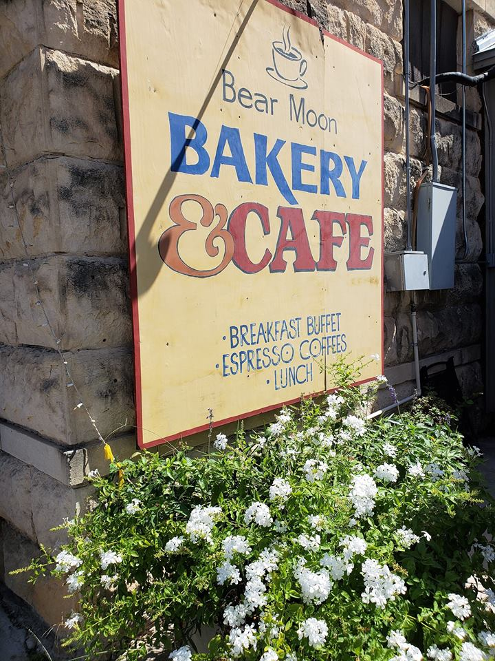 bear moon bakery family friendly restaurants boerne texas sowing seeds blog