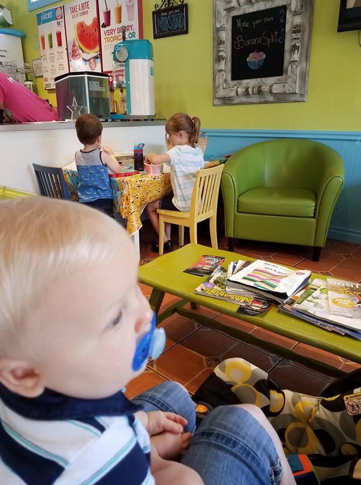 kelani yogurt family friendly restaurants boerne texas sowing seeds blog
