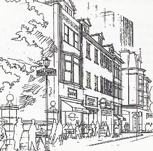 Rindelaub's Row, Philadelphia