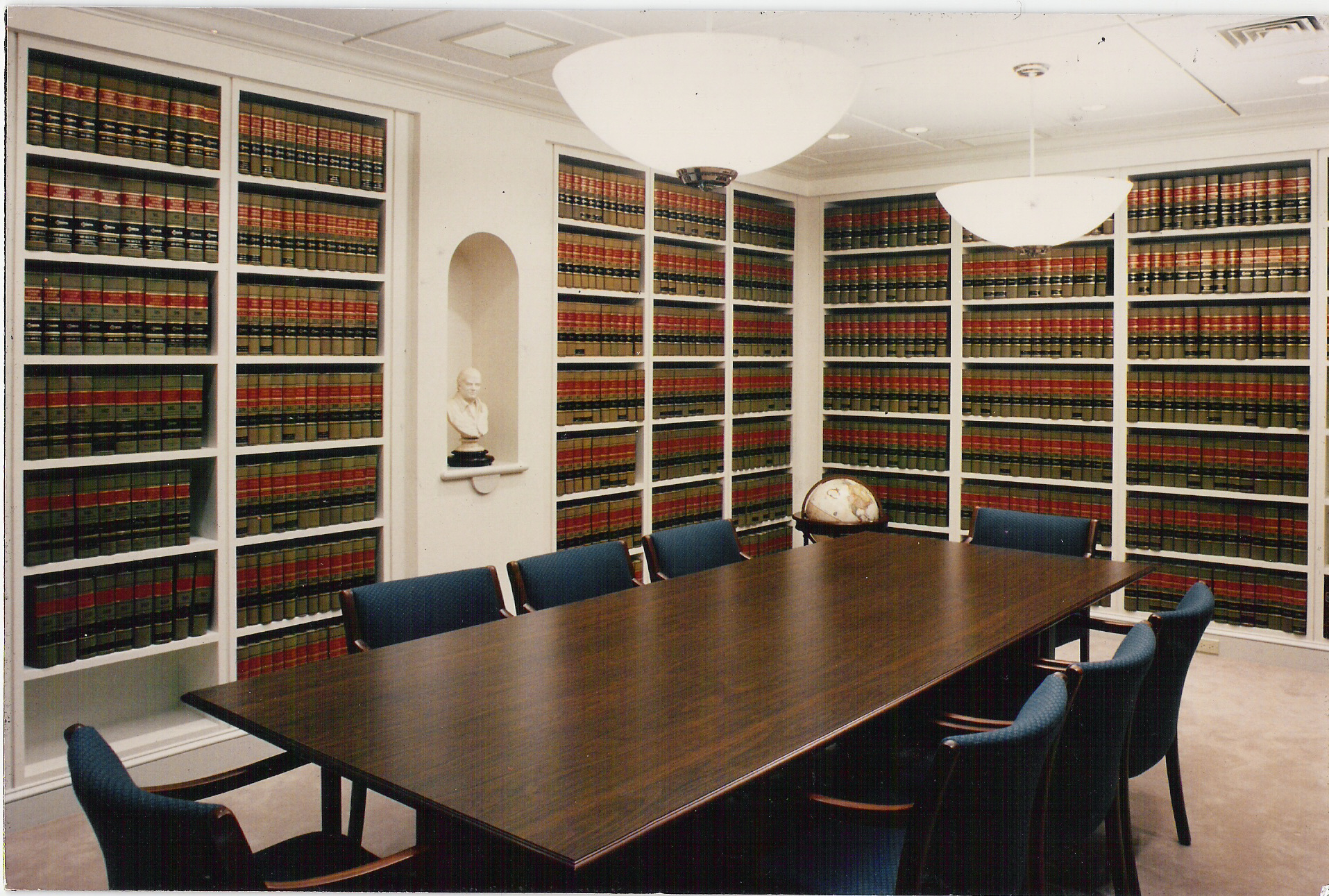 Law Firm at One Commerce Square, Philadelphia